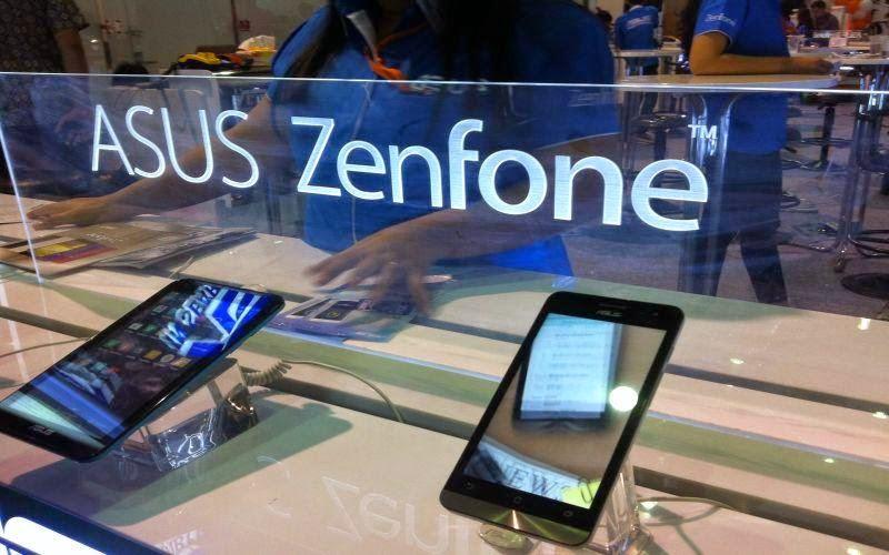 Zenfone 5, Seri Paling Laris dari Asus