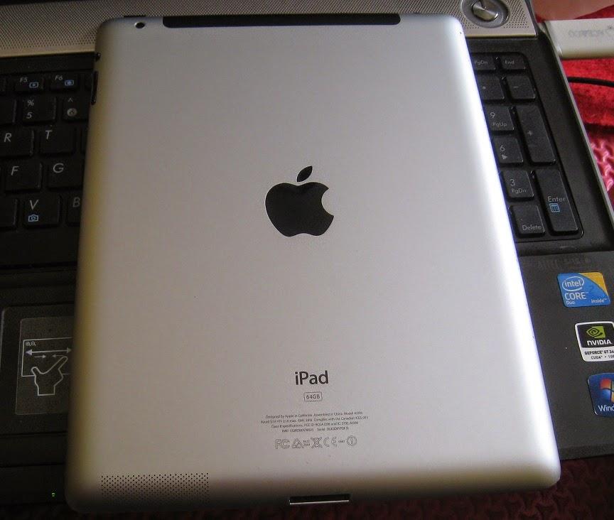 iPad 2 3G + Wi-Fi 64GB