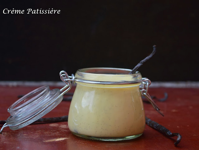 For the pastry cream : I have used pastry cream and whipped cream in ...
