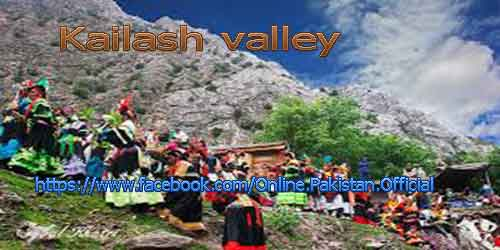 kailash valley and people photos