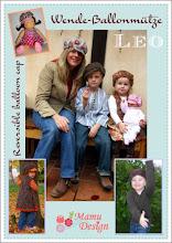 Wende-Mütze LEO