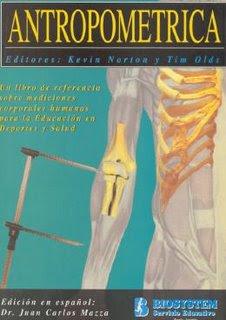 Libro antropometrica kevin norton y tim olds for Antropometria libro