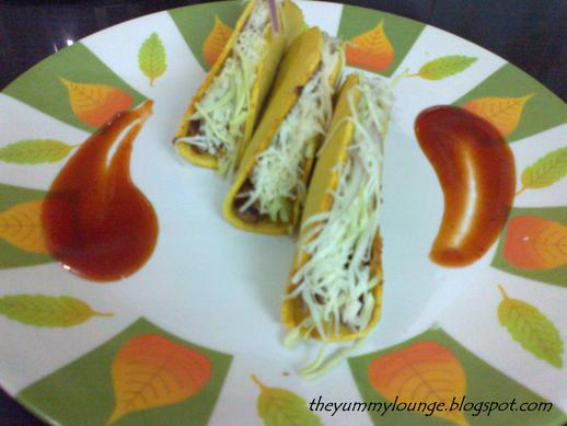 How to Make Easy Mexican Vegetarian Tacos Recipe Using Rajma
