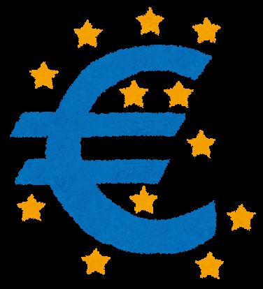 ユーロ加盟国の数だけの星が ...