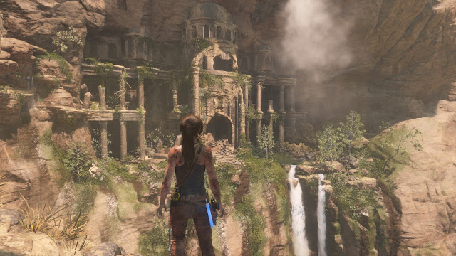 Rise of the Tomb Raider syria ruins