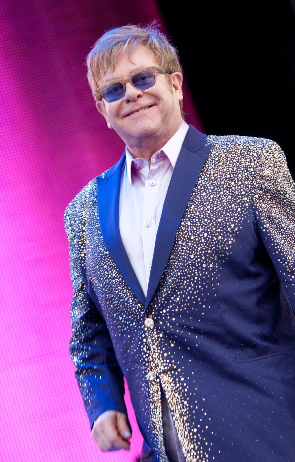 Elton John New Zealand Tour