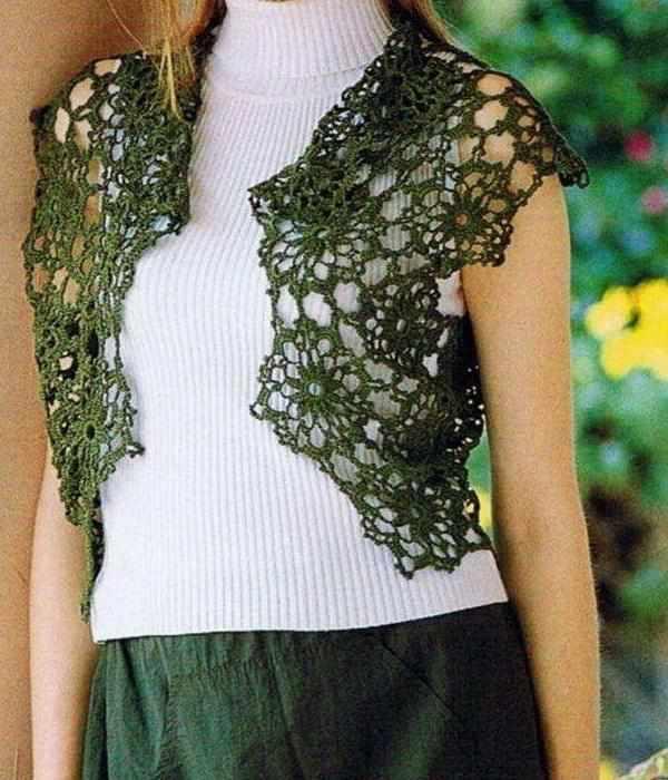 Crinochet: All about Crochet Vests
