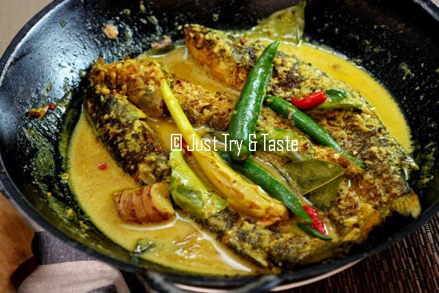 intermezo ikan belanak masak lemak my 2nd blog