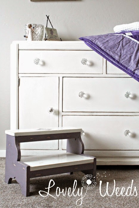 A Vintage Buffet Become A Functional Dresser/changing Table In A Baby  Girlu0027s Nursery