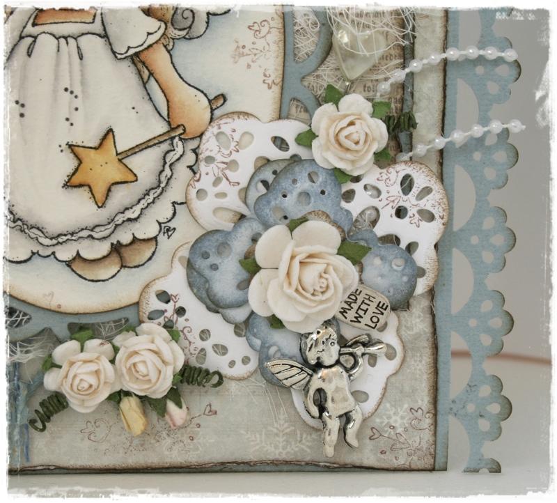 Live Love Crafts Inspiration And Challenge Blog Christmas Angel