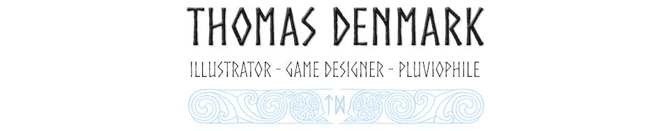 Thomas Denmark Portfolio