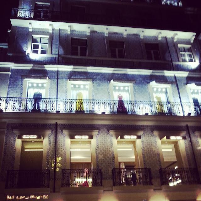 Avenida da Liberdade designer shops