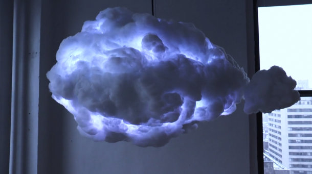 Now You Can Have A Thundercloud In Your Room ~ Modernistic Design