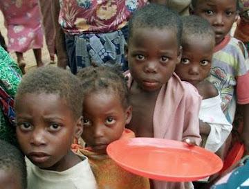 Eles precisam não só de comida...