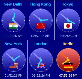 Sharp World Clock Download Gratis.