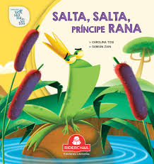 Salta, salta, Príncipe Rana