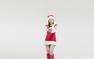 Shin Se Kyung Wallpaper HD Christmas 2