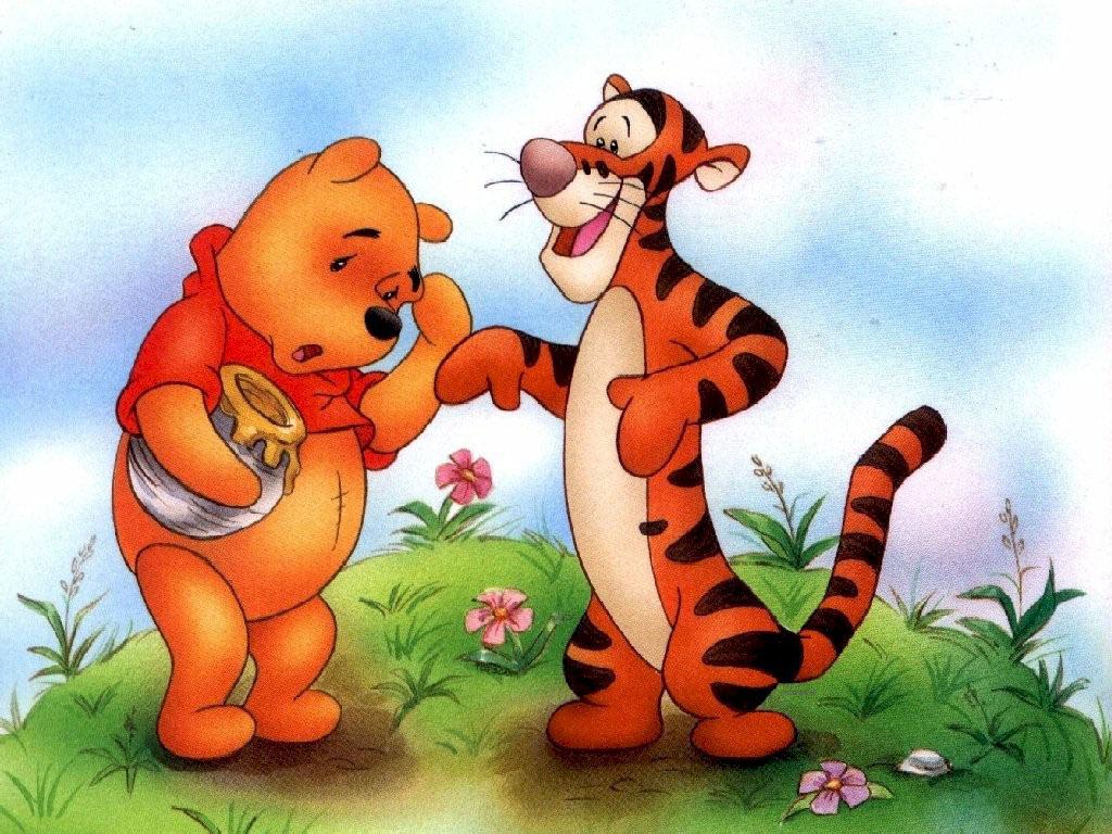 tiger winni pooh