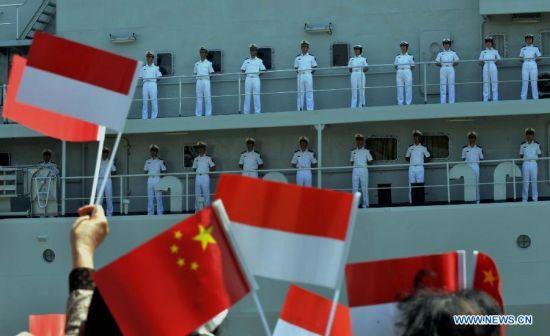 Indonesia-China Sepakati Empat Bidang Kerja Sama Maritim