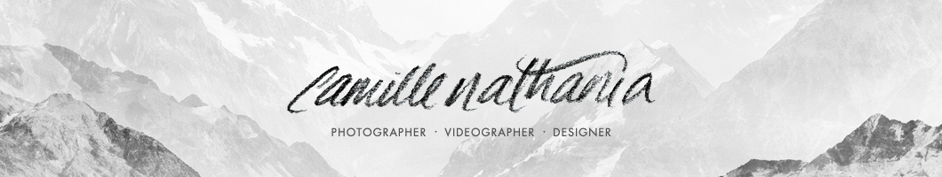 Camille Nathania | Brisbane Freelance Photographer, Videographer, Graphic Designer