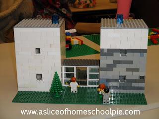 Lego Club New York Miniland Twin Towers #lego #legoclub by ASliceofHomeschoolPie.com