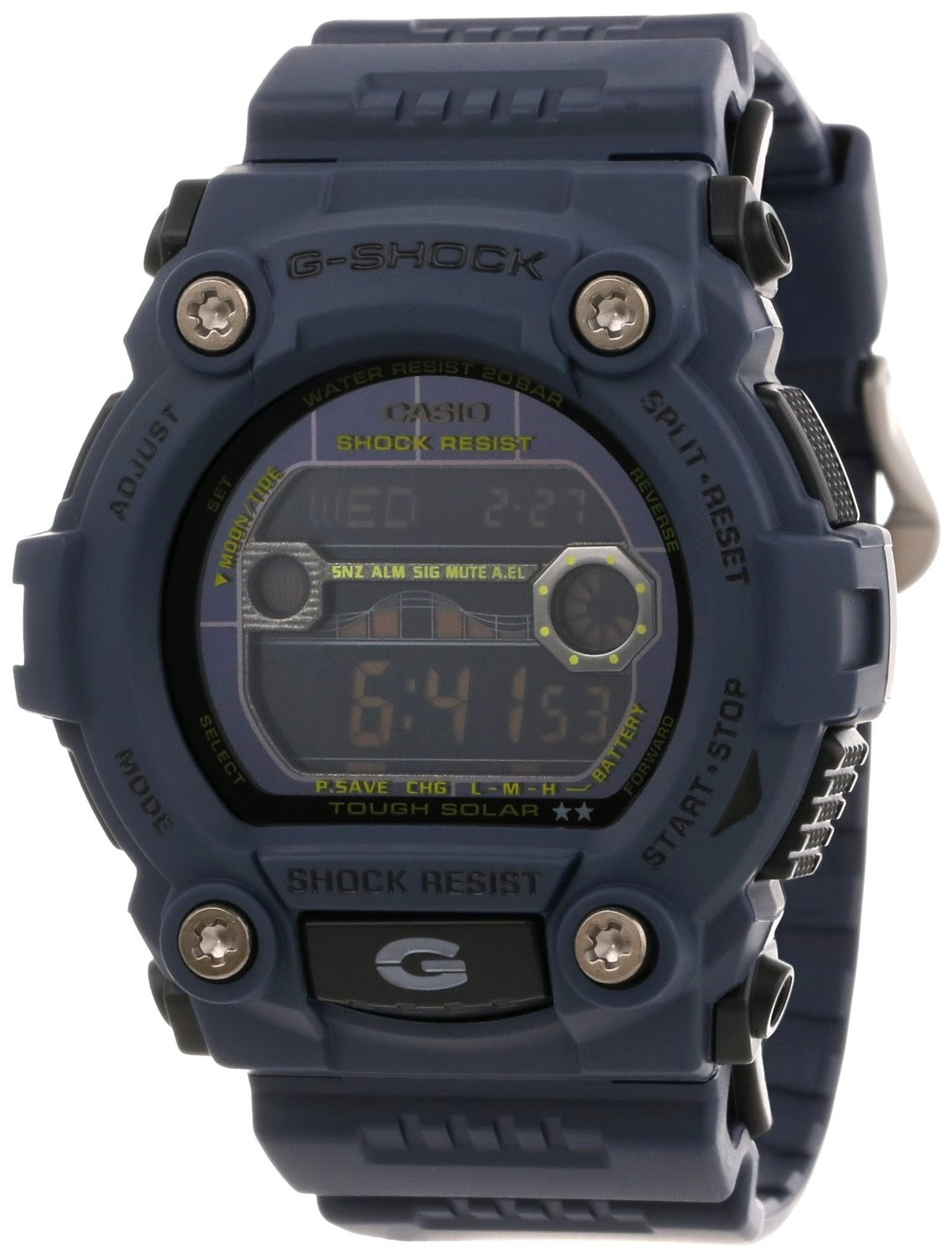 Military watches casio g shock gr7900nv 2 the military 7900 watch