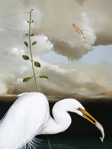 Jeff Faust 1952 | American surrealist painter