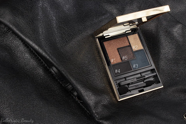 Yves Saint Laurent Fétiche Eye Eyeshadow Couture Palette Collector Cuirs Fétiches Leather Fetish Collection Fall 2014 in studio lighting