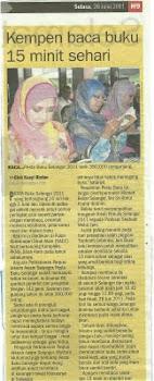 Harian Metro 26/7/2011