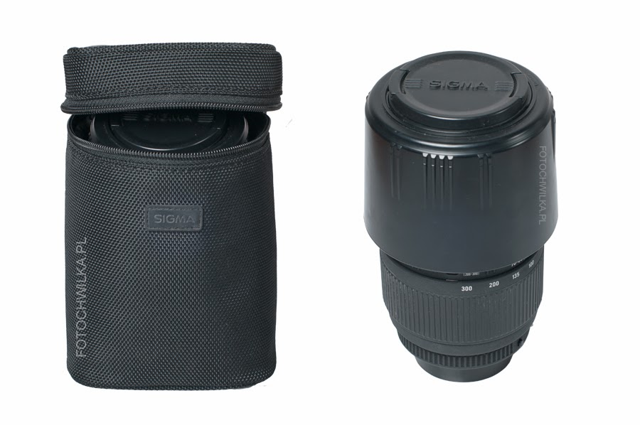 Sigma 70-300 mm f/4-5,6 APO DG MACRO