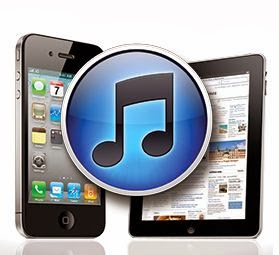 backup iphone 5s data with iTunes