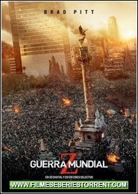 Guerra Mundial Z (Sem Cortes) Dublado Torrent (2013)