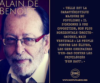CITATION d'ALAIN DE BENOIST
