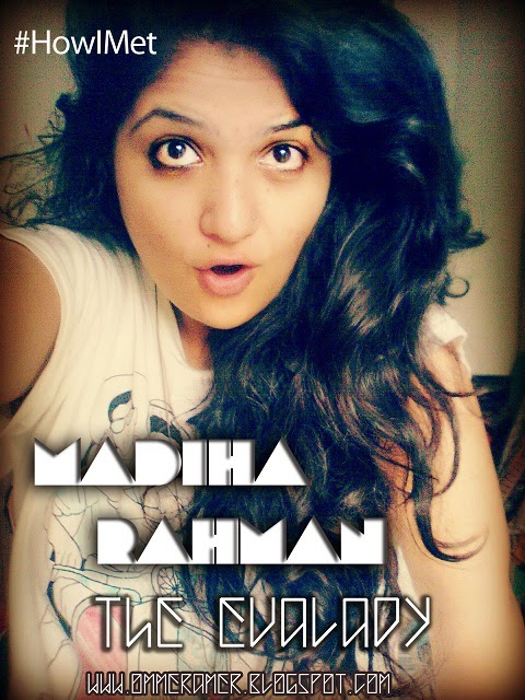 Madiha Rahman Seronic Head Shot