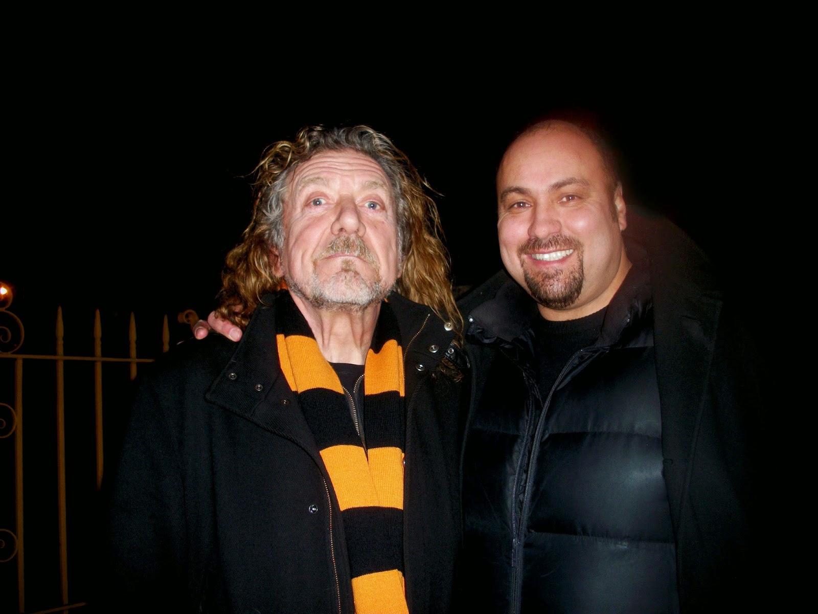 Robert Plant Wolves