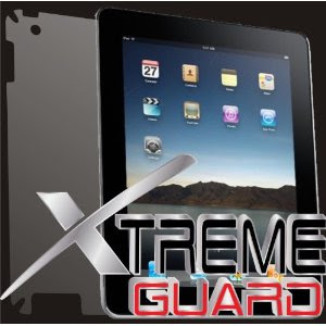 iPad 2 Back Protector With Smart Cover