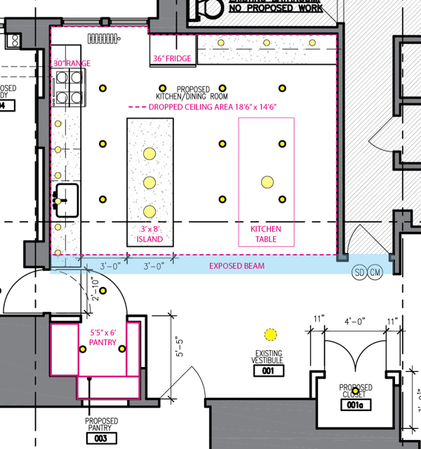 Kitchen layout planner dream house experience for Planning a kitchen layout
