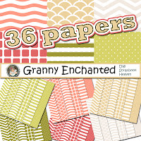 "6 Free ""Rustle"" 5x7 Note papers"