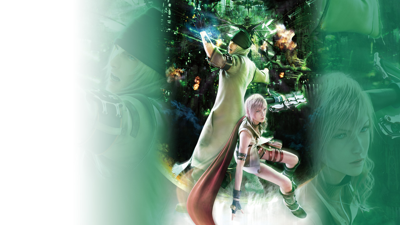 Final Fantasy XIII HD Wallpapers HD Video Game Desktop Wallpapers    Final Fantasy 13 Wallpaper