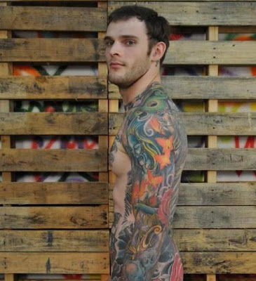 all body tattoo, men tattoo,man tattoo,extreme rare tattoo,idea tattoo