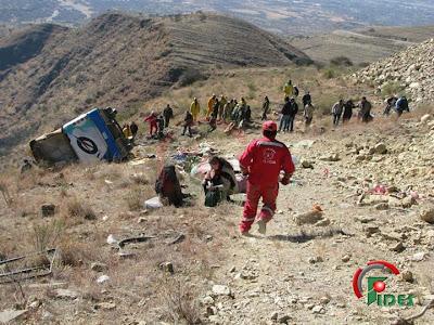 Son 16 los fallecidos en el accidente de la flota San Lorenzo