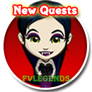 FarmVille Vampires VS Werewolves Quests Icon