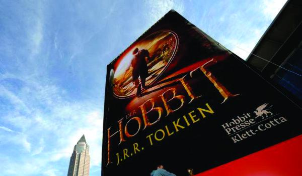 """Descargar libro """"El Hobbit"""" (J.R.R. Tolkien) en español"""