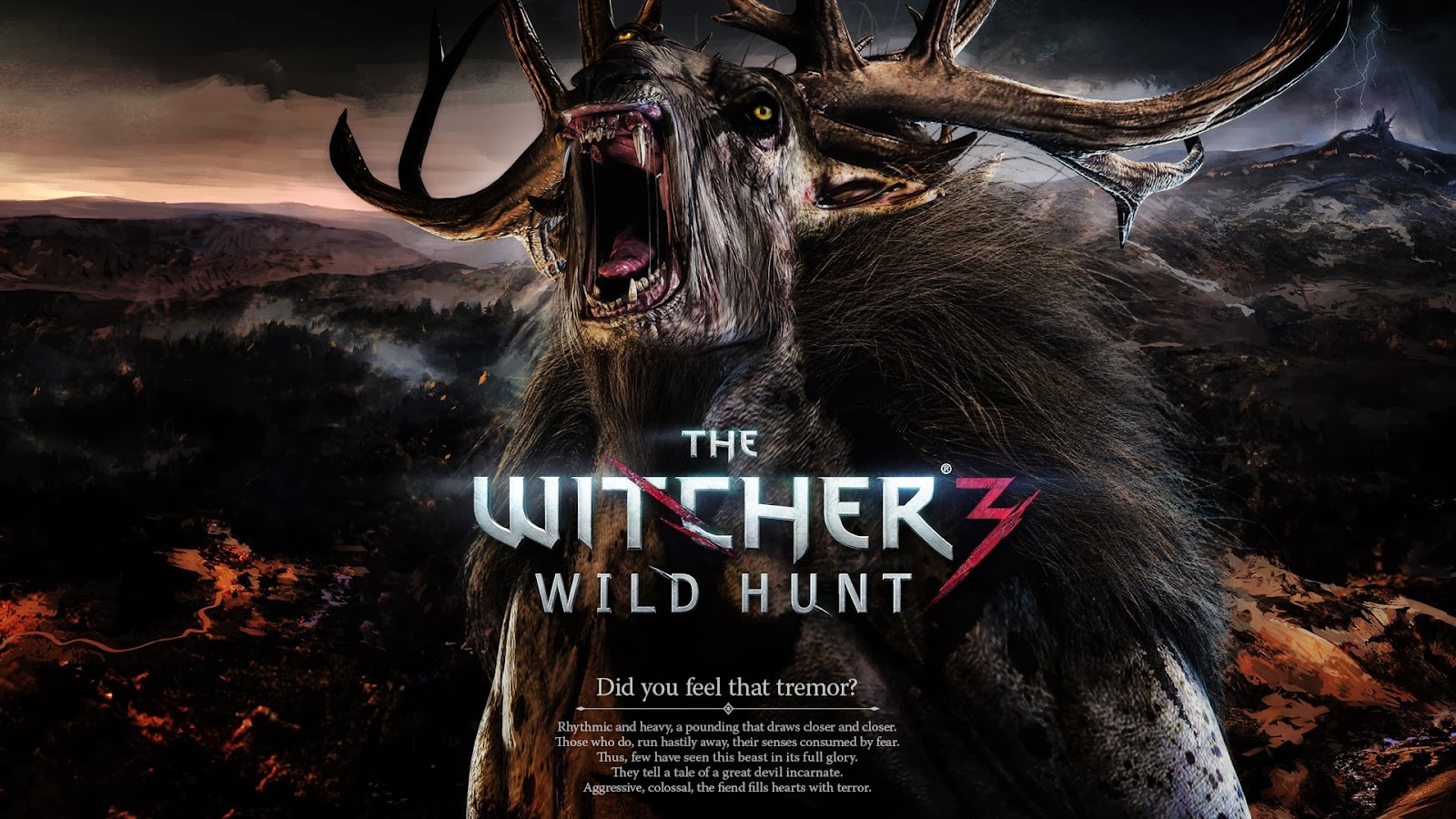 The Witcher 3 - RELEASE DATE
