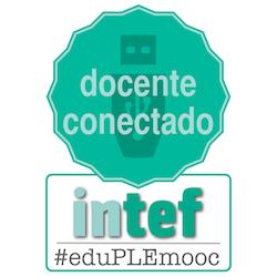 Emblema docente conectado