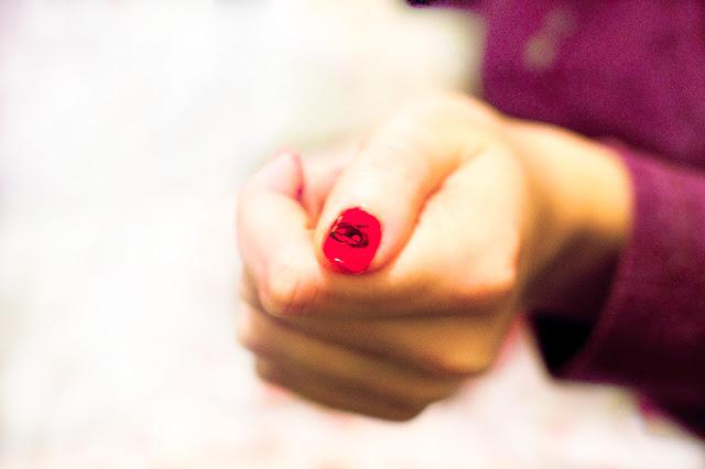 Konad nail art kit Halloween nail art tutorial
