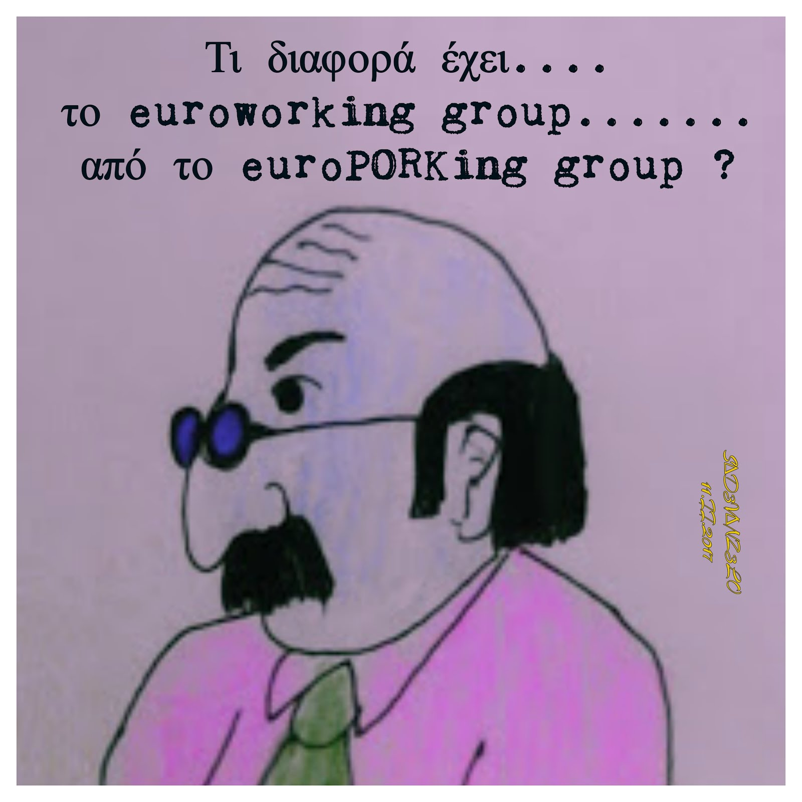 Why euroworking group ?