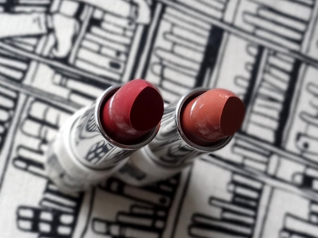 Cargo Limited Edition Gel Lip Colors in Brooklyn and Chelsea Review, Photos, Swatches