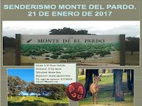 Senderismo Monte de El Pardo
