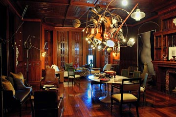 Bilinear Art Consulting Steampunk Interiors
